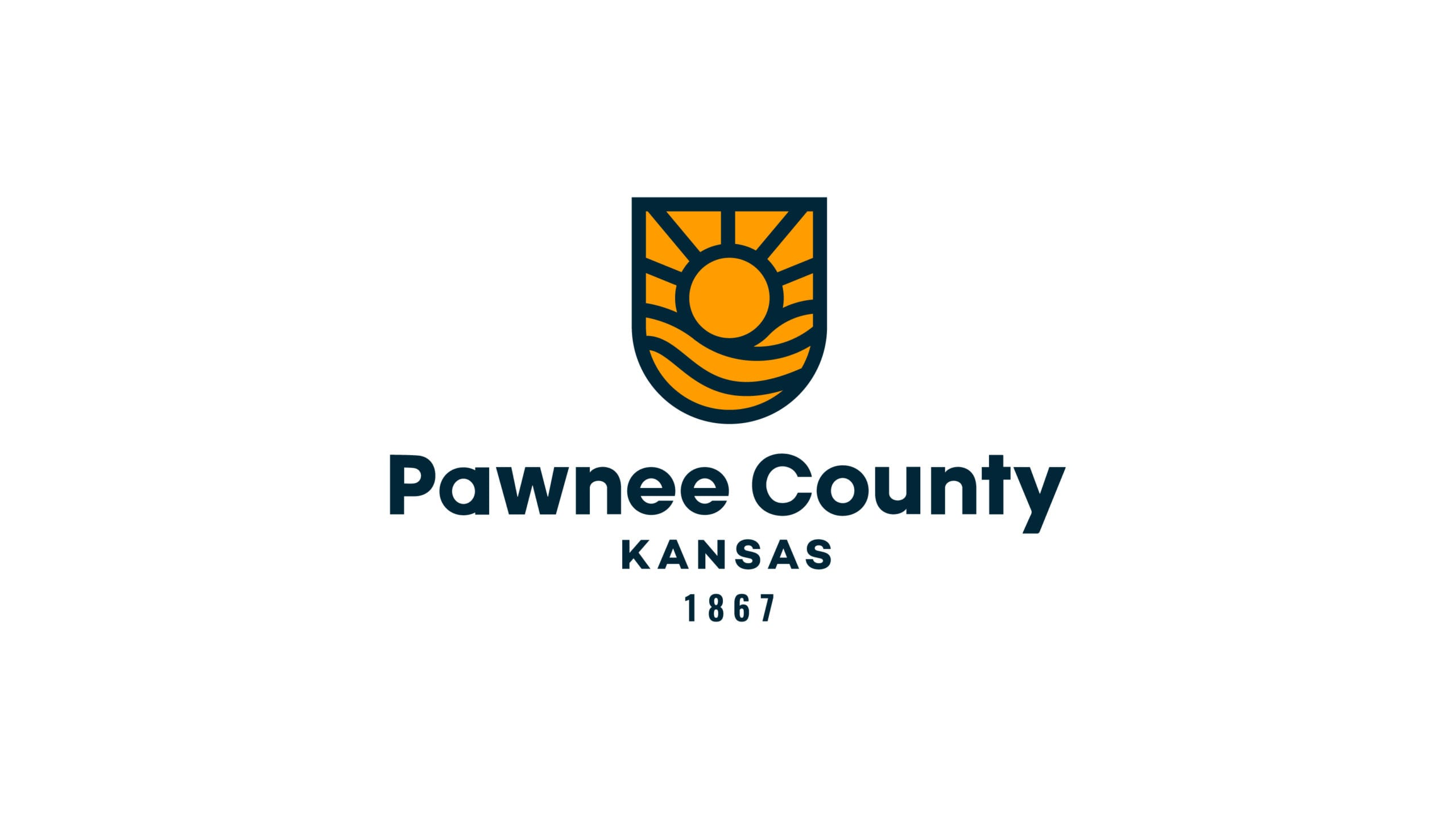Pawnee County Kansas Logo