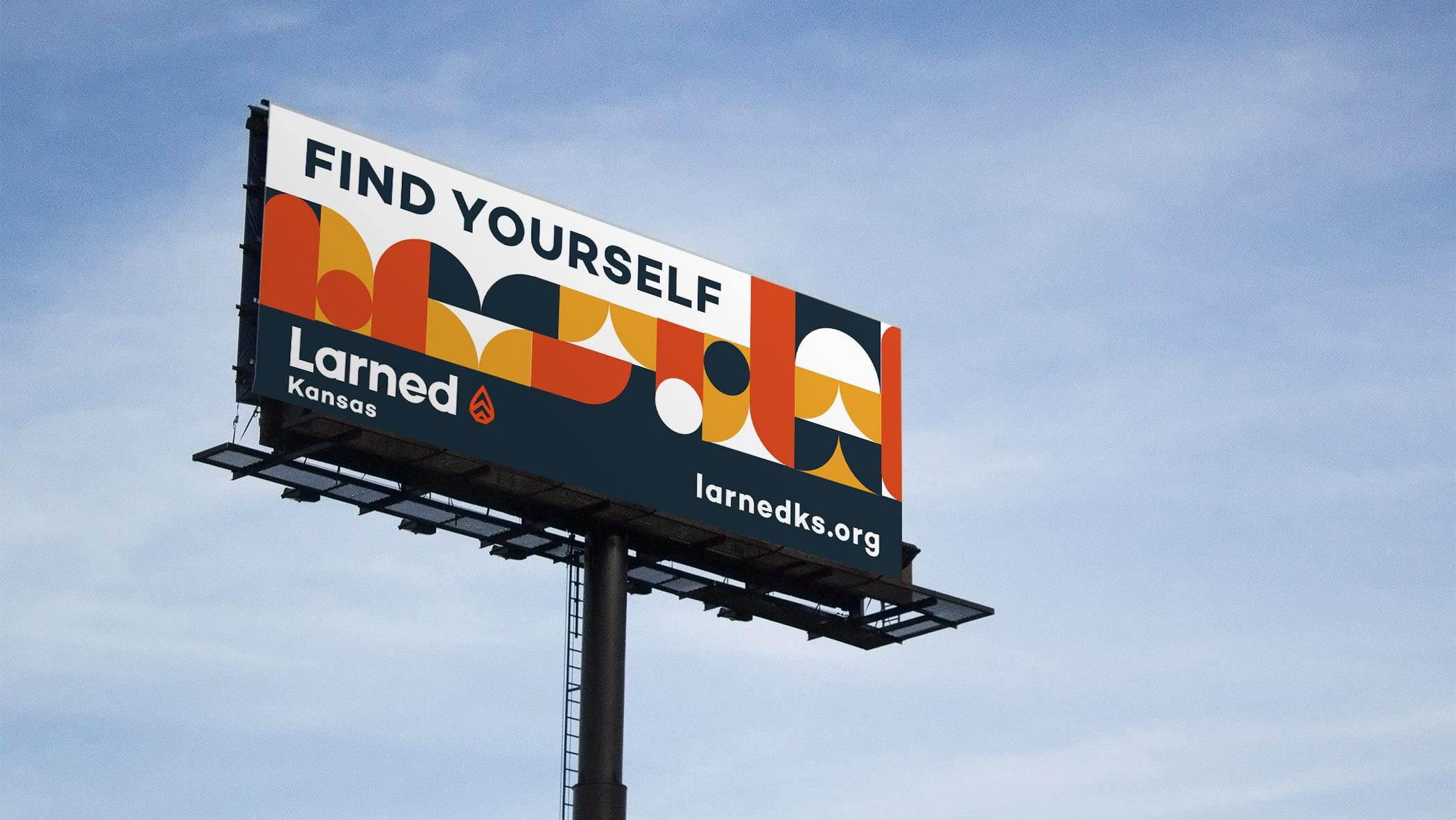 Larned Kansas Billboard
