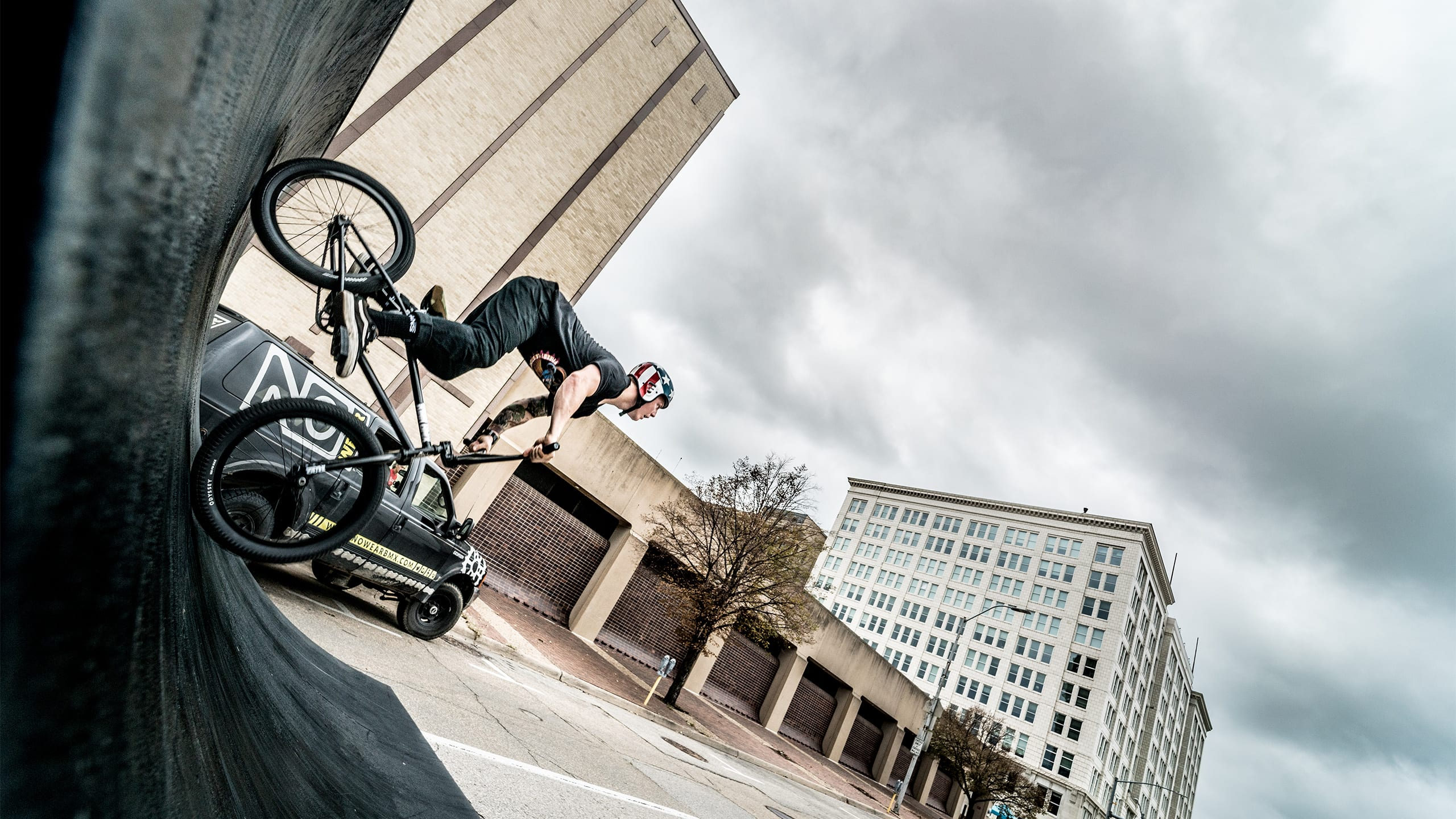 Kansas Outdoor Corps | BMX