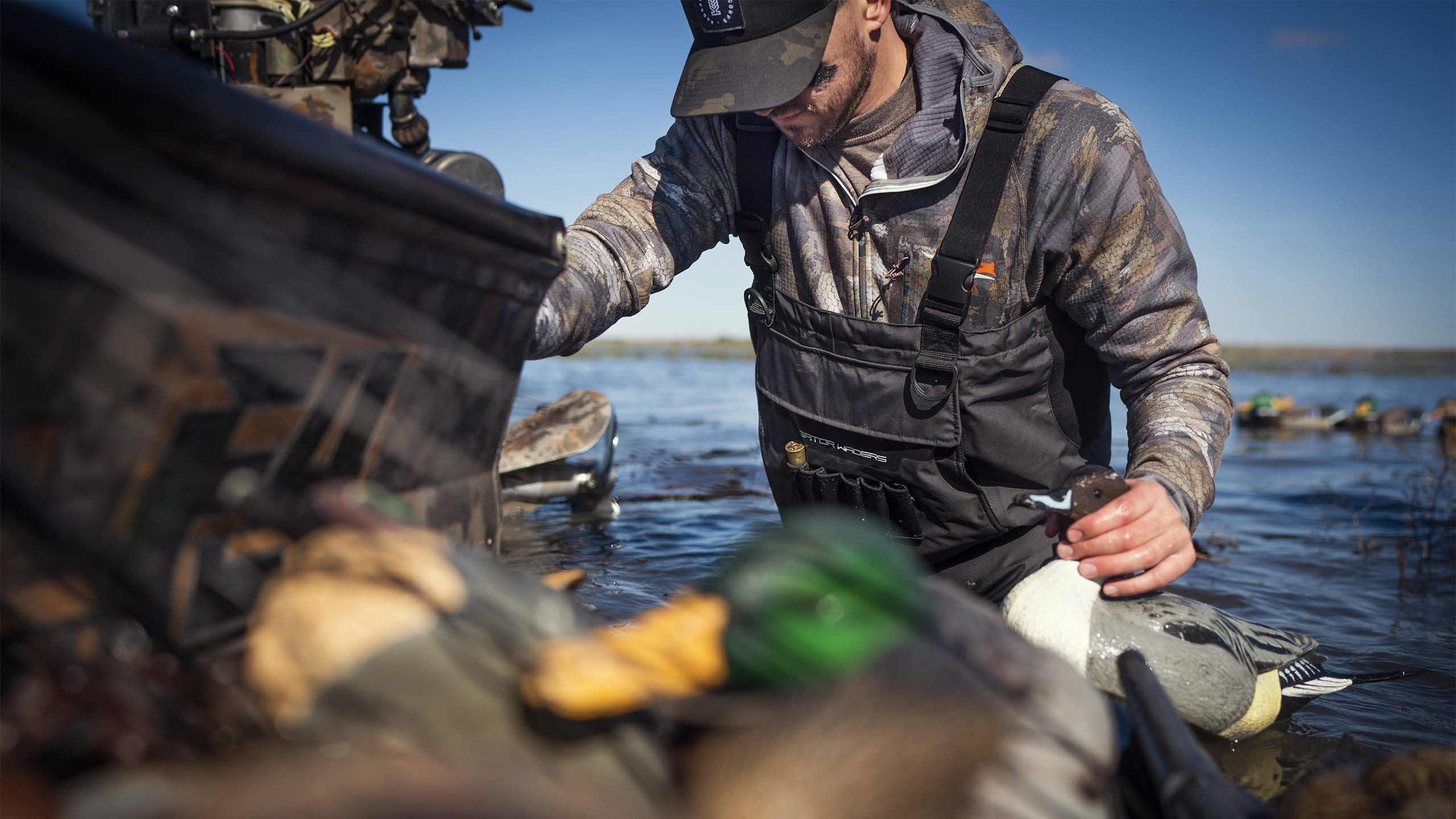 Kansas Outdoor Corps | Duck Hunting