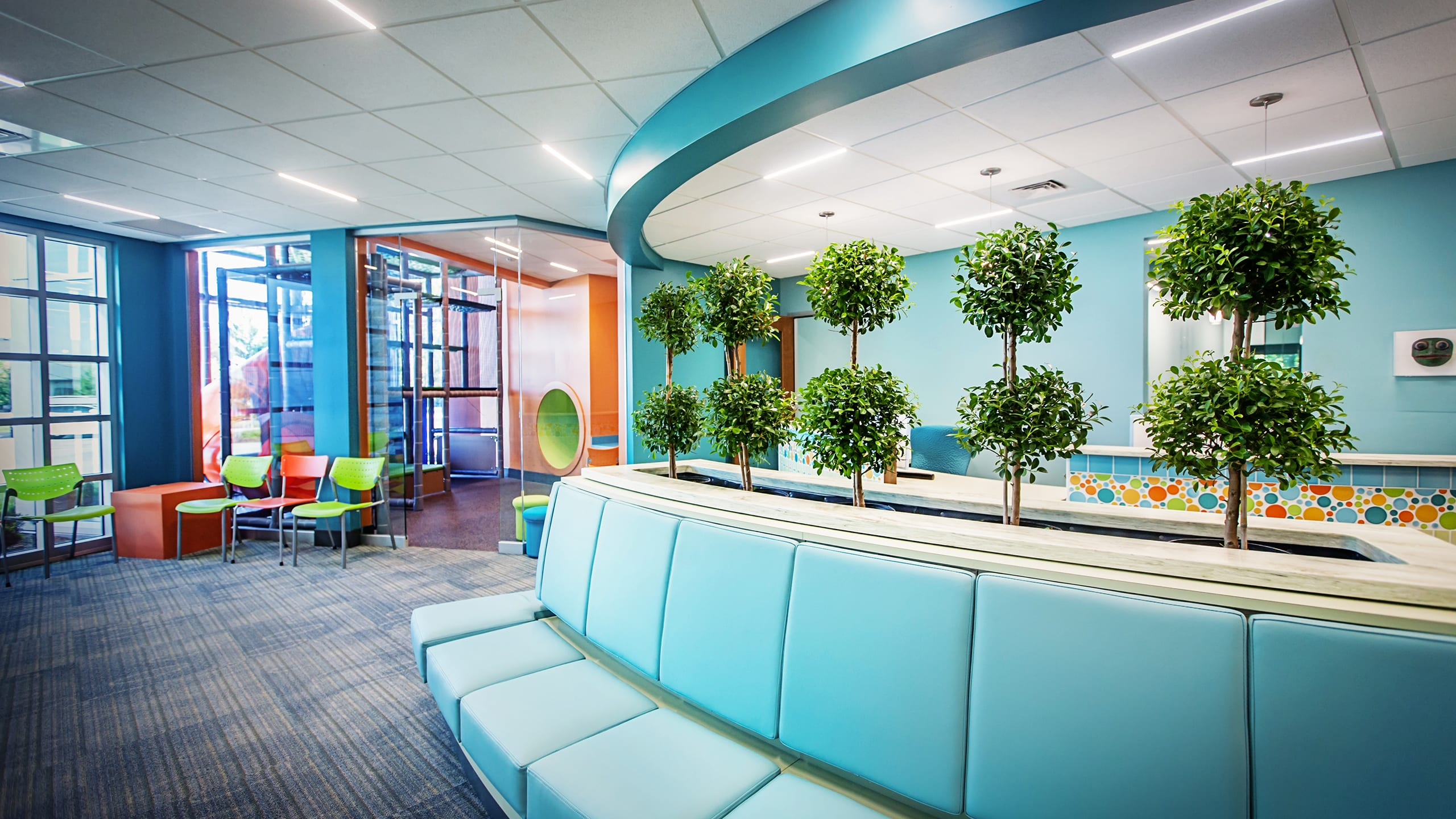 Growing Smiles Pediatric Dentistry designed by Architect One